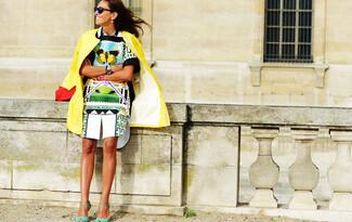 Моден любимец: Пощенската марка на Mary Katrantzou