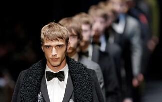 Мъжка мода есен-зима 2013/14: Съвършенство от Gucci