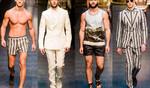 Мъжка мода пролет-лято 2014: Сицилианско-гръцка приказка от Dolce & Gabbana