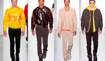 Мъжка мода пролет-лято 2015: Calvin Klein Colleciton