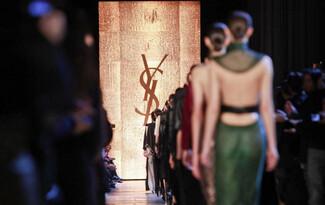 PFW есен-зима 2012/13: Yves Saint Laurent се сбогува със Стефано Пилати