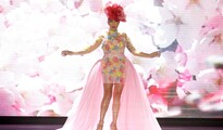 Седмица на модата в Мадрид пролет-лято 2017: Бански до дупка