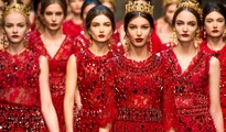 MFW есен-зима 2013/14: Dolce & Gabbana