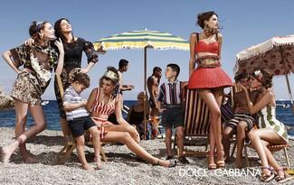Имало едно време в Италия с Dolce & Gabbana: Част 2