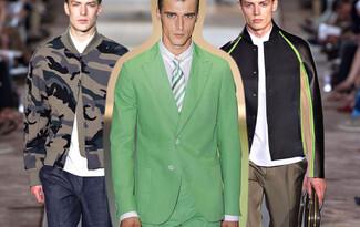 Trend report пролет-лято 2013 за мъжкия гардероб: Част 2