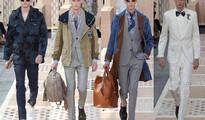 Мъжка мода пролет-лято 2014: Приятно пътуване с Louis Vuitton