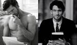 Люк, писателя: Очарователен и секси в новото видео на Armani