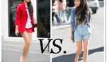Street style войни: Неони VS Пастели