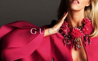 Gucci пролет-лято 2013: Цветна феерия