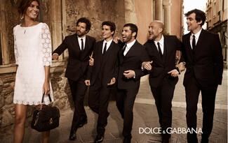 Имало едно време в Италия... от Dolce & Gabbana
