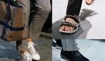 Trend report пролет-лято 2013 за мъжкия гардероб: Обувки