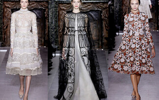 Haute couture пролет-лято 2013: Перфекционизмът на Valentino