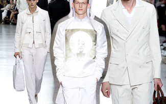 Trend report пролет-лято 2013 за мъжкия гардероб: Пролетно бяло