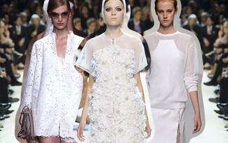 Trend report пролет-лято 2013: White hot