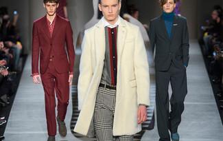 Мъжка мода есен-зима 2013/14: Акценти от Ню Йорк