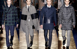 Мъжка мода есен-зима 2013/14: Необикновеният Valentino