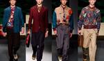 Мъжка мода пролет-лято 2014: Prada