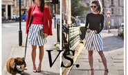 Street style wars: Black and white VS. Color