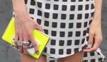 Street style вдъхновение: Сигнално жълто