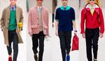 Мъжка мода пролет-лято 2014: Burberry отново на британска земя