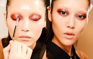 Beauty hit: Опушени очи в нов вариант от Gucci